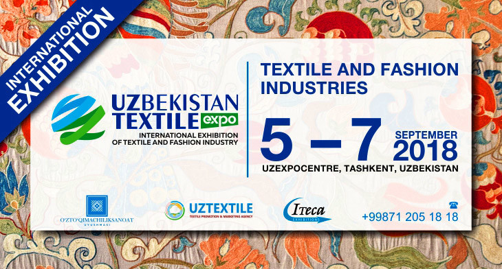 1st International Exhibition for Textile and Fashion Industries - UzTextile Expo