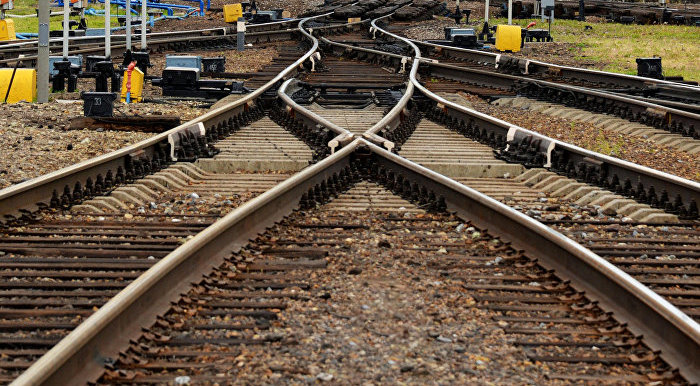 The Mazar-i-Sharif-Kabul-Peshawar railway will open up broad prospects for international trade