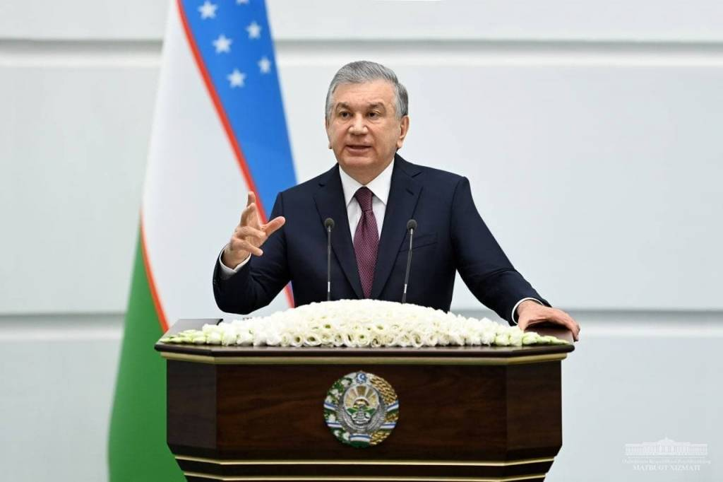 Shavkat Mirziyoyev: Heads of local executive authorities should work following today's energetic, intensive time