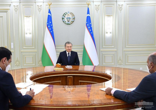 Priorities for the long-term development of Uzbekistan analyzed