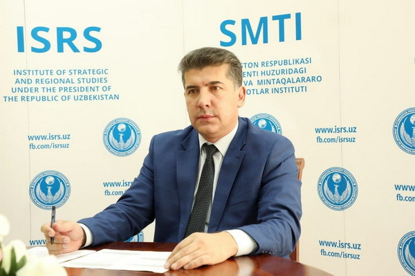First Deputy Director of the ISRS Akramjon Nematov: Initiative of the President of Uzbekistan is a logical continuation of a consistent friendly policy towards Afghanistan